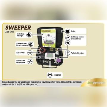 Urządzenie do biorezonansu Sweeper, superdotoks!!!