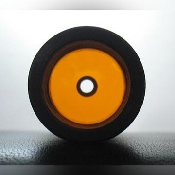 Inserty dowolny wymiar pomarańczowy transparentny