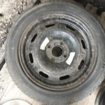 koło zapasowe peugeot 206 4x108