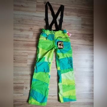 Spodnie narciarskie roz. 36