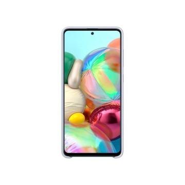 Samsung Galaxy A71 SM-A715F silver srebrny fv23%