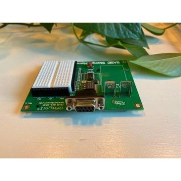 Parallax BASIC STAMP, działający (jak Arduino)