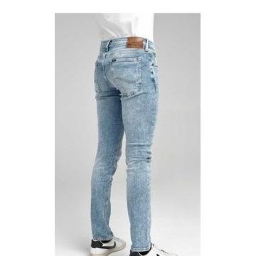 Nowe spodnie męskie LEE