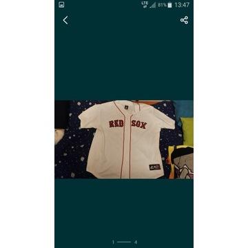 Koszulka baseball boston red sox usa ameryka