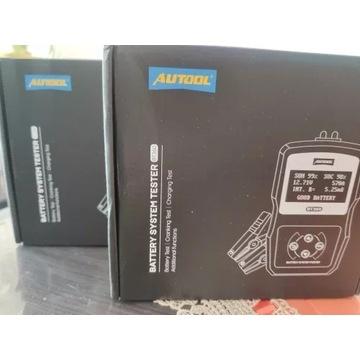 Tester do Baterii Akumulatorów 12V AUTOOL BT360 PL