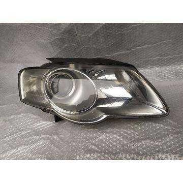 Lampa przednia prawa VW Passat B6 3C0941006S