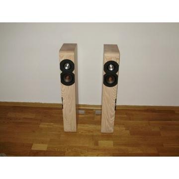 Boenicke W8 -rzadkość -rewelacyjne kolumny Hi-End
