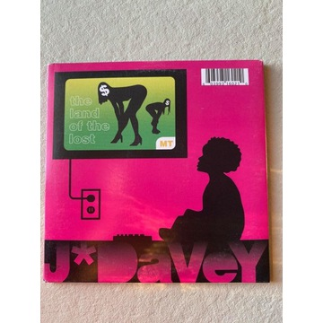 J* Davey 2CD the beauty / the land of