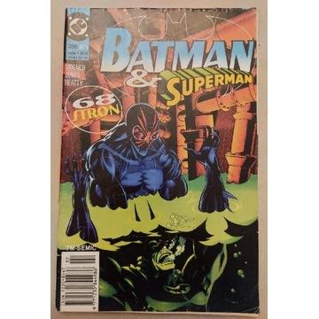 Komiks Batman & Superman 5 2/98 TM-SEMIC