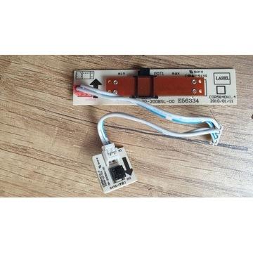 Płytka włącznik odkurzacza ELECTROLUX Silencer