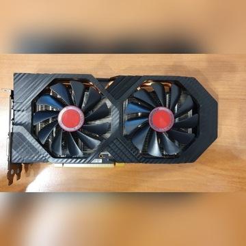 XFX Radeon RX580 GTS XXX OC+ 8gb GDDR5 Gwar.2022