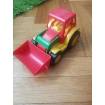 Mała koparka zabawka 23cm /11cm/11cm