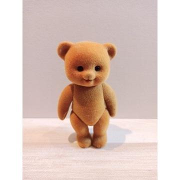 Stary miś figurka Sylvanian Families niedźwiadek