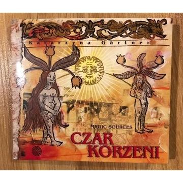 """Katarzyna Gartner """"Czar Korzeni"""" 1999 CD unikat"""