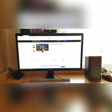 """Monitor Samsung 4K UHD 28"""" gwarancja 12 m-cy"""