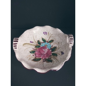 Patera ceramiczna z Lavorato Wlochy