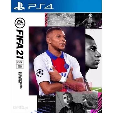 FIFA 21 edycja mistrzowska PL Dubbing