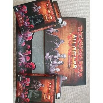The Walking Dead All Out War plus 2 dodatki
