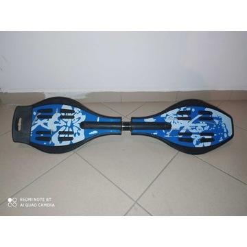 Młodzieżowa deskorolka waveboard
