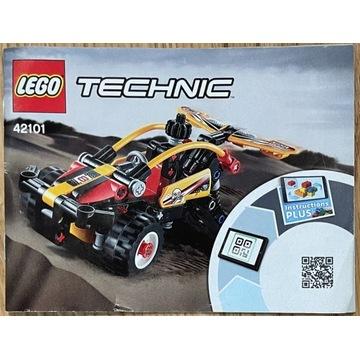 LEGO 42101 TECHNIC - Łazik