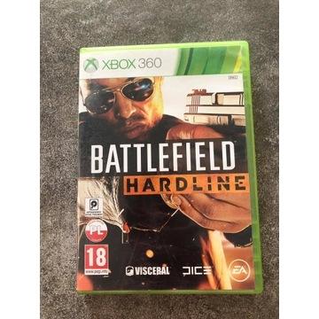 xbox 360 gra Battlefield Hardline BCM