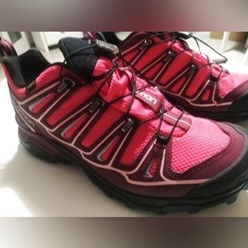 Buty damskie hikingowe Salomon X ULTRA 2 GTX