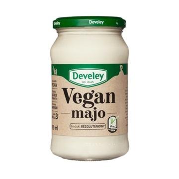 Majonez wegański Vegan majo 390ml Develey