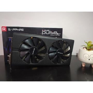 Karta Sapphire Radeon RX 570 Pulse 4GB SPRAWNA