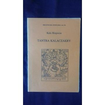 Tantra Kalaczkry - Kalu Rinpocze