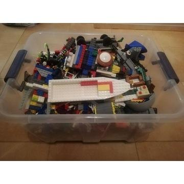 Klocki Lego 7 kg mix + figurki