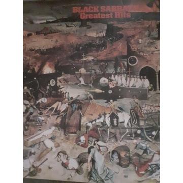 Płyty winylowe  BLACK SABBATH 1 Press  UK.