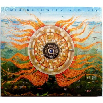 Ania Rusowicz Genesis 2013r I wydanie Nowa