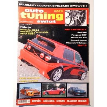 Magazyn Auto Tuning Świat nr 11 listopad 2004
