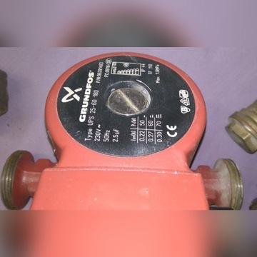 Pompa obiegowa GRUNDFOS UPS 25-60 180