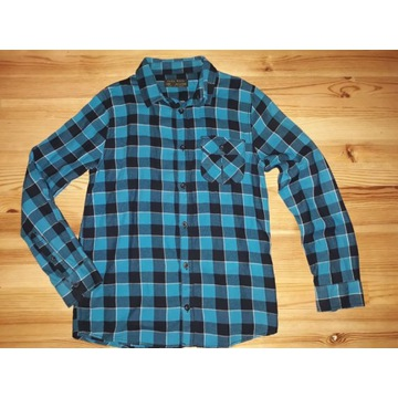 Koszula w kratę ZARA 9-10 lat 140