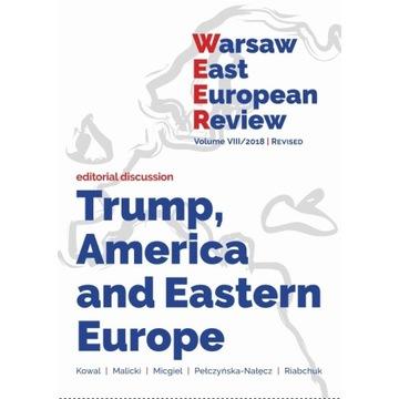 Trump, America, and Eastern Europe