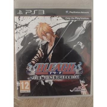 Bleach: Soul Resurrección PS3