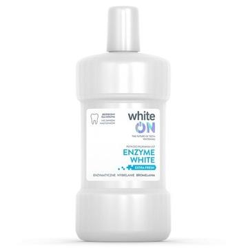 White On enzyme white płukanka 500ml -50%