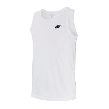 Nike NSW CLUB - TANK L BQ1260-100 KOSZULKA MĘSKA