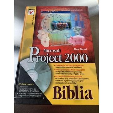 Biblia Microsoft Project 2000
