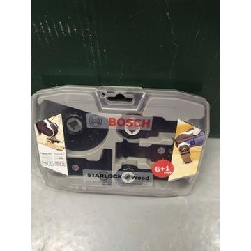 Zestaw brzeszczotów Bosch STARLOCK 6+1