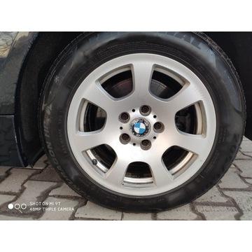 Opony z felgami 205/60 r16 do BMW E60