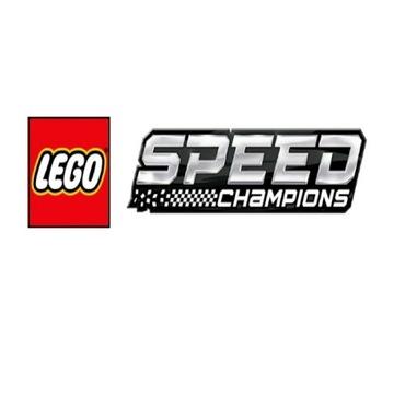 Mega zostaw Lego Speed Champions plus gratis