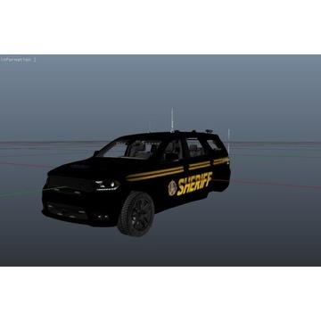 Auta dla Los Santos Sheriff Department | FIVEM