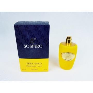 Sospiro Erba Gold 100 ML EDP