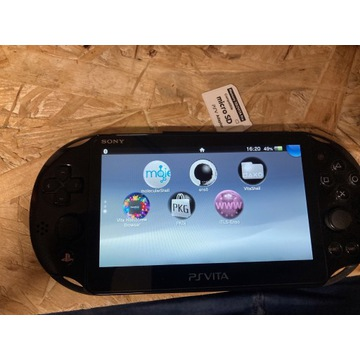 PlayStation Vita slim sd2vita