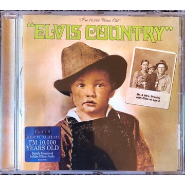 Elvis Country - I'm 10 000 years old