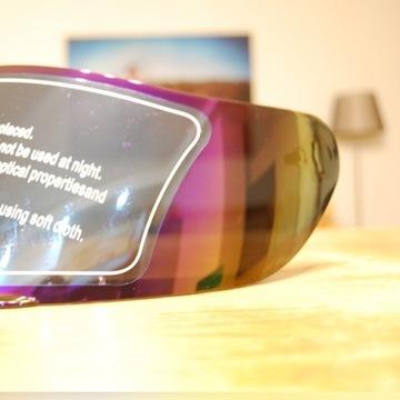 Szybka lustrzana Colorful Iridium AGV k1 k3 sv k5