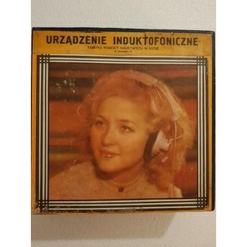 Słuchawki induktofoniczne SN50 Unitra Tonsil