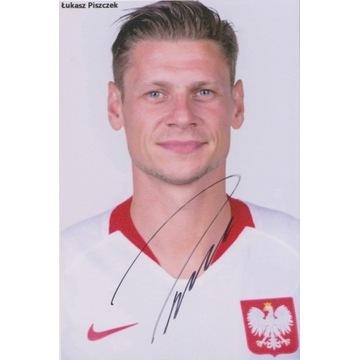 Łukasz Piszczek (Borussia) AUTOGRAF